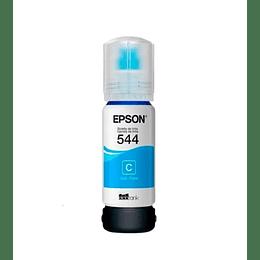 Tinta Epson T 544 Cian
