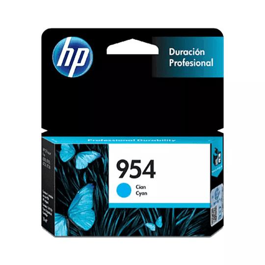 Cartucho de Tinta HP 954 Cian