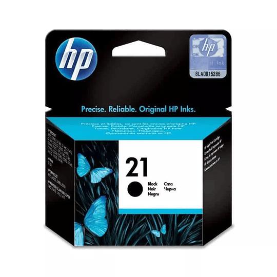 Cartucho de Tinta HP 21 Negro