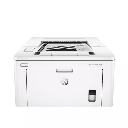 Impresora LaserJet Pro M203dw