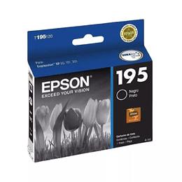 Cartucho de Tinta Epson T 195 Negro