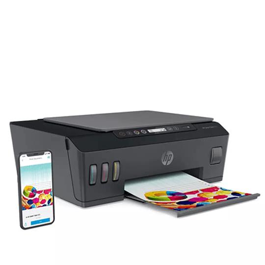 Impresora Multifuncional HP Smart Tank 515