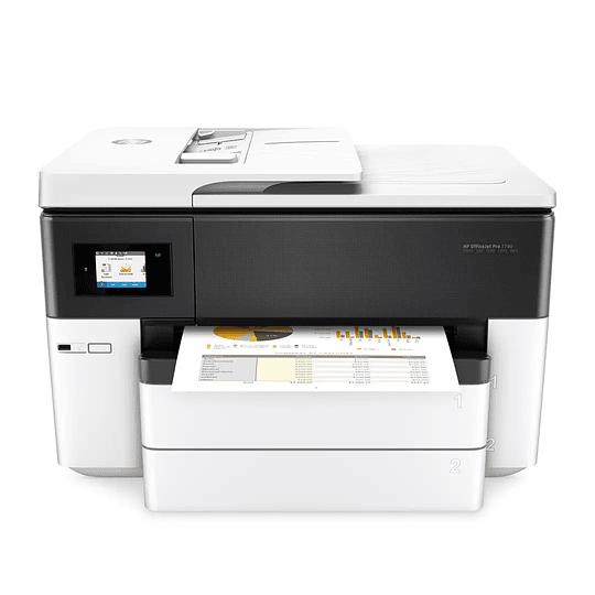 Impresora Multifunción HP OfficeJet Pro 7740 A3