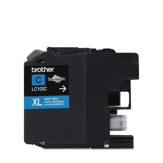 Cartucho de Tinta Brother LC103C Cyan XL