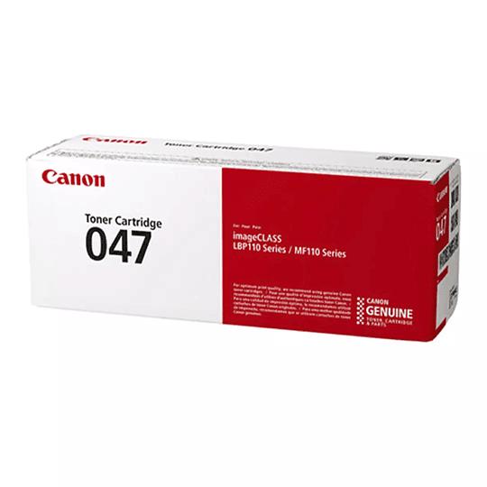 Tóner Canon 047 Negro Original