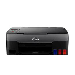 Impresora Multifuncional Canon Pixma G3160 Negra