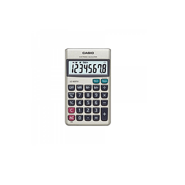 CALCULADORA LC-403 8 DIGITOS CASIO