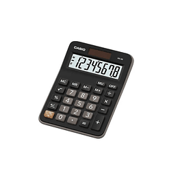 CALCULADORA MX-8B 8 DIGITOS CASIO