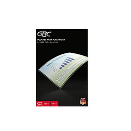 POUCHES DOBLE CARTA 292x445 MM GBC
