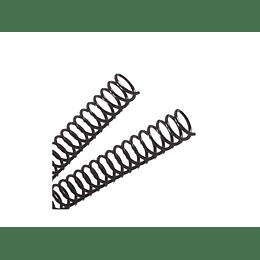 ESPIRAL NEGRO 33 CMS X 26MM (CAJA 25 UND) IBICO