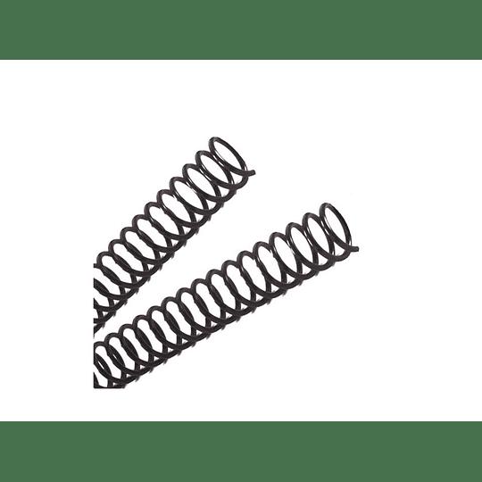ESPIRAL NEGRO 33CMS X 20MM (CAJA 50 UND) IBICO
