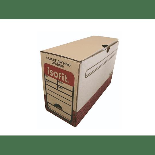 CAJA ARCHIVO STANDARD 390x260x150 ISOFIT