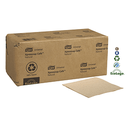 SERVILLETA XPRESS NAP NATURAL CAJA 12X500 HJS