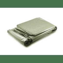 BOLSA BASURA 120X140 (10 UN) PLANA VTX TRANSPARENT