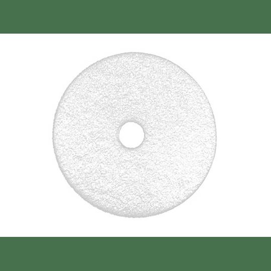 PAD DE LIMPIEZA 17 PULG. BLANCO (5 UNIDADES) VTX