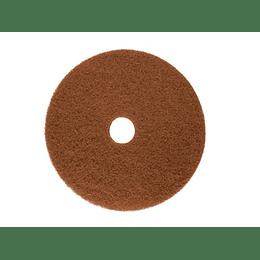 PAD DE LIMPIEZA 17 PULG. CAFE (5 UNIDADES) VTX