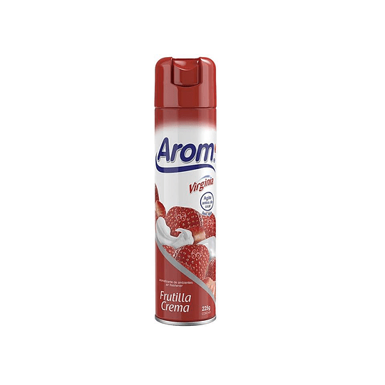 DES. AMBIENTAL SPRAY FRUTILLA 225 ML AROM