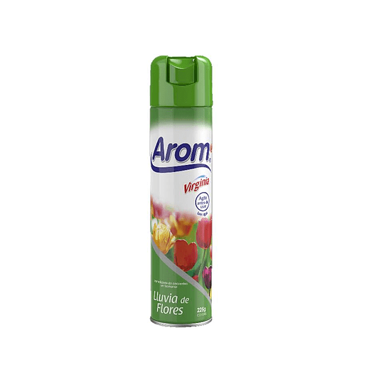 DES. AMBIENTAL SPRAY LLUVIA FLOR 225 ML AROM