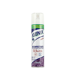 DESINFECTANTE IGENIX SPRAY LAVANDA 360 CC