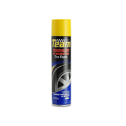 RENOVADOR DE NEUMATICOS TEAM SPRAY X 400CC