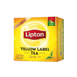 TE YELLOW LABEL (CAJA X 100 BOLSITAS) LIPTON