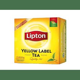 TE YELLOW LABEL (CAJA X 100 BOLSITAS) LIPTON