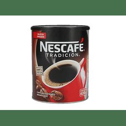 CAFE NESCAFE TRADICION TARRO 420 GRS