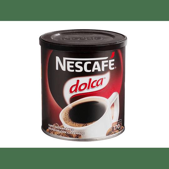 CAFE NESCAFE DOLCA TARRO 170 GRS