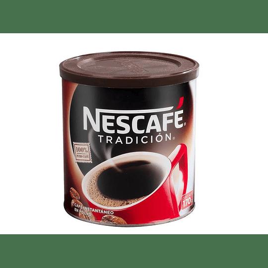 CAFE NESCAFE TRADICION TARRO 170 GRS