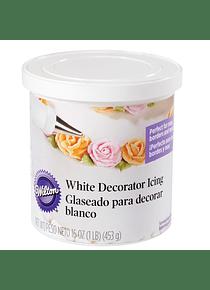 Glaseado p/decorar blanco 302045
