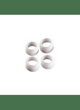 Jgo 4 anillos acopladores