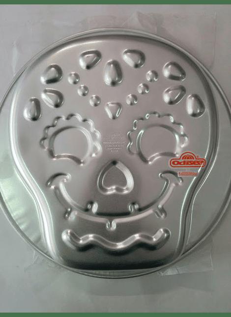 Molde Odisea Calaverita 28X25X5.5 cm