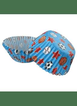 Capacillo pelotas y balones 100 pz