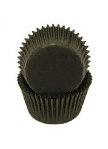 Capacillo negro 80 pz Muffin