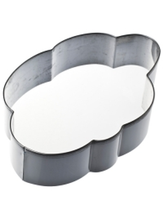 Cortador para galleta con forma de Nube