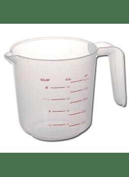 Taza medidora 500 ml Alegria