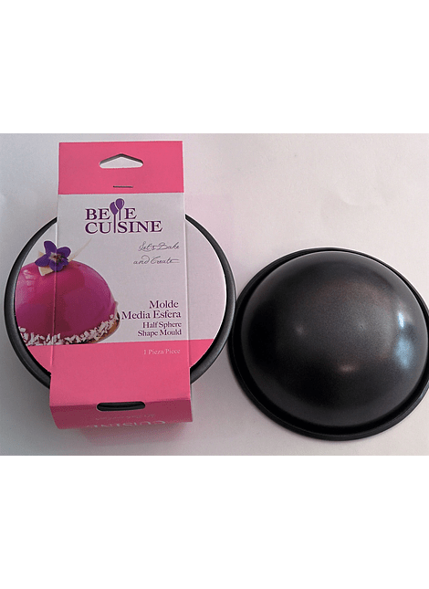 Molde media esfera 14 cm 5-5179