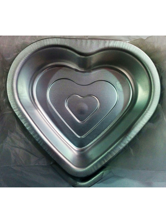 Molde Odisea Corazón de 20 cm