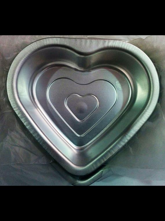 Molde Odisea corazón de 24 cm