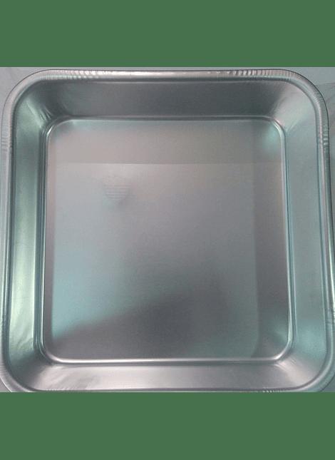 Molde Odisea para pastel cuadrado 30x7.6cm