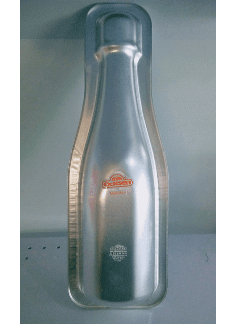 Molde Odisea Botella 11x40.5x5.5cm 102240