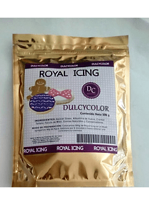 Royal icing bolsa de 500 g
