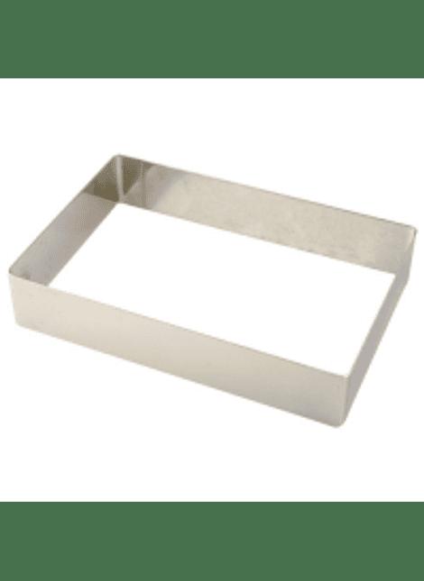 Aro rectangular 7x5cm