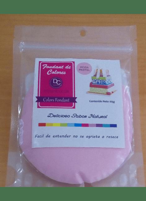 Fondant rosa pastel 165 g
