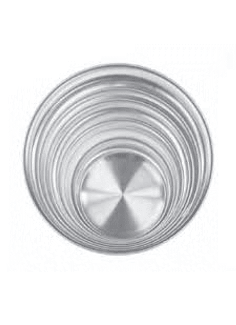 Charola alumino 26cm