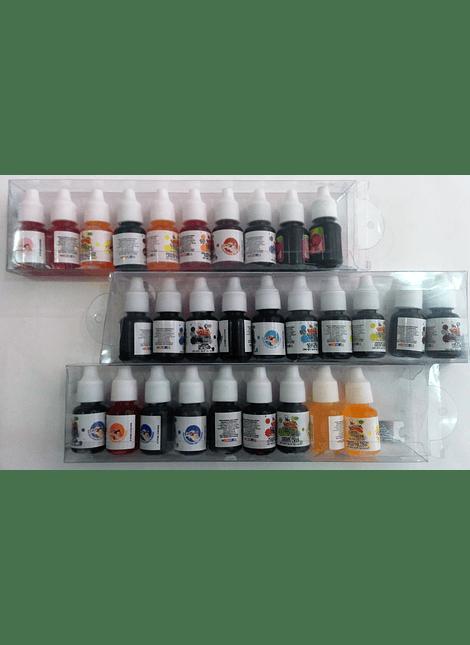 Color líquido 10 ml Fucsia