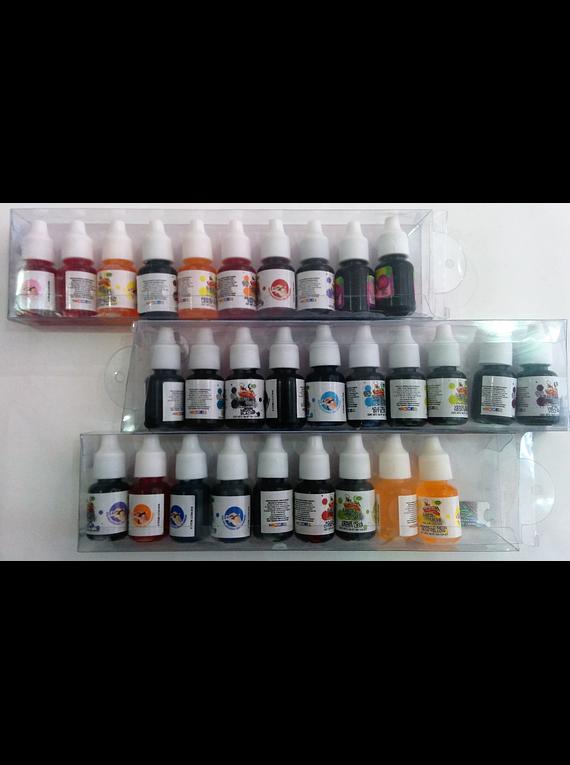 Color líquido 10 ml Verde Bosque