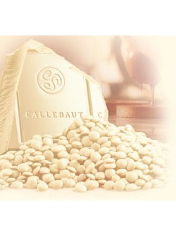 Chocolate Barry Callebaut blanco Kg