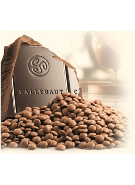 Chocolate Barry Callebaut lácteo Kg