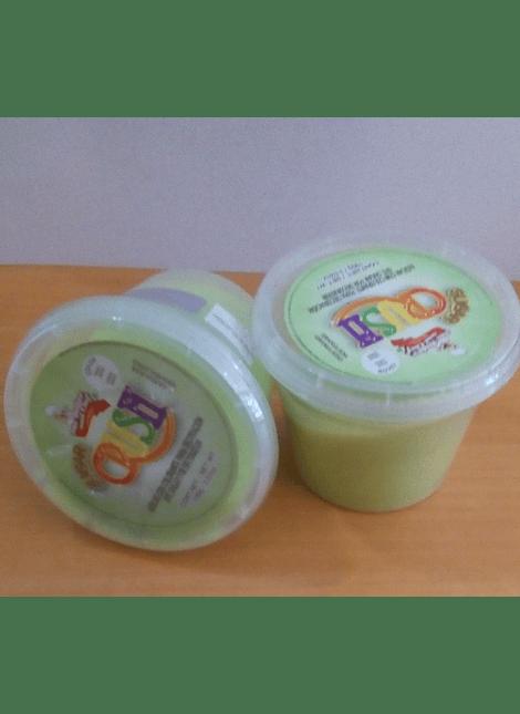 Sugar crush granular de 100gr verde limón